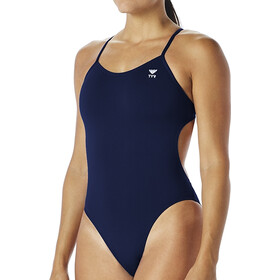 TYR Solid Cutoutfit Swimsuit Women navy